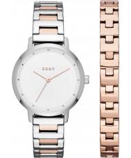 DKNY NY2643 Dames het modernistische horloge