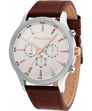 Police 15002JS-04 Mens tempo horloge