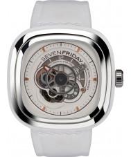 Sevenfriday P1B-02 Helder horloge
