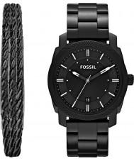 Fossil FS5393SET Cadeauset voor mannenhorloge