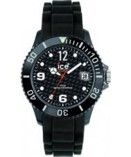 Ice-Watch 000133 Sili voor altijd zwarte band horloge