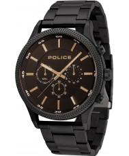 Police 15002JSB-02M Mens tempo horloge