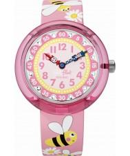 Flik Flak FBNP098 Meisjes daisy bee horloge