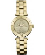 Vivienne Westwood VV092CPGD Dames Westbourne Orb horloge