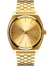 Nixon A045-511 Tijd teller alle gouden horloge
