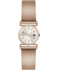 Orla Kiely OK4036 Ladies cecelia rose gouden mesh armband horloge