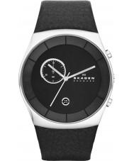 Skagen SKW6070 Mens klassik zwarte chronograaf horloge