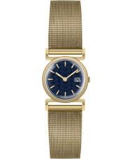 Orla Kiely OK4038 Ladies cecelia gouden mesh armband horloge