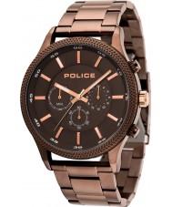 Police 15002JSBN-13M Mens tempo horloge