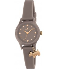 Radley RY2322 Ladies watch it! buideldier band horloge met roze goud hoogtepunten