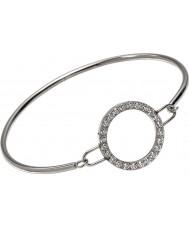Edblad 216130108-S Ladies gloed maat small zilveren armband