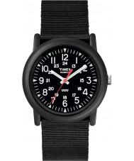 Timex T18581 Mens allemaal zwart camper horloge