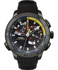 Timex TW2P44300 Mens jacht racer zwarte chrono horloge