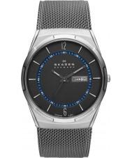 Skagen SKW6078 Mens aktiv grijze mesh titanium horloge
