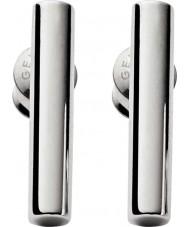 Skagen SKJ0891040 Ladies Amalie zilveren stalen oorbellen
