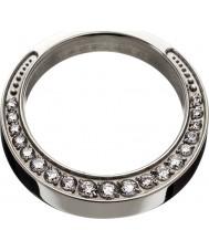 Edblad 81117 Ladies eureka stalen ring - maat L (xs)