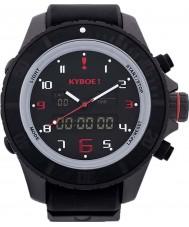 Kyboe HY-48-002-15 Hybride horloge