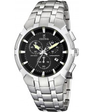 Festina F6812-4 Mens chrono armband horloge