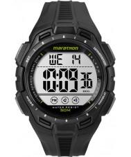 Timex TW5K94800 Digitale full marathon zwarte chrono horloge