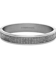 Dyrberg Kern 333827 Ladies heli i verzilverde armband
