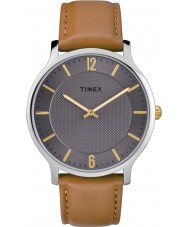 Timex TW2R49700 Metropolitan skyline horloge