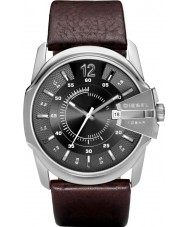 Diesel DZ1206 Mens Master Chief grijsbruin horloge