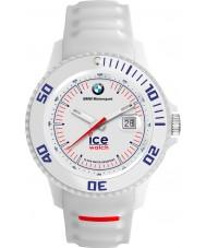 Ice-Watch 000837 Mens BMW Motorsport witte grote siliconen band horloge