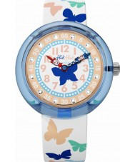 Flik Flak FBNP099 Papilletta-horloge voor meisjes