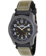 Timex T42571 Mens Black camper expeditie horloge