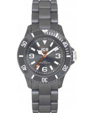 Ice-Watch 000621 Ice solide exclusieve antraciet kunststof band horloge