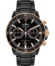 Bulova 98B302 Heren marine ster horloge