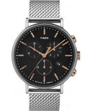 Timex TW2T11400 Fairfield-horloge