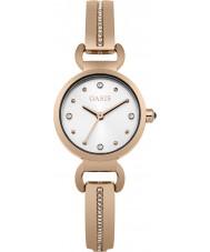 Oasis B1574 Ladies rose gouden armband horloge