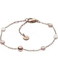 Skagen SKJ0971791 Dames zee glazen armband