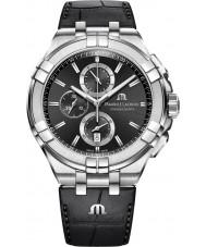 Maurice Lacroix AI1018-SS001-330-1 Mens Aikon horloge