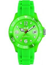 Ice-Watch 000146 Sili voor altijd groene band horloge