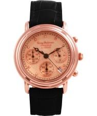 Krug-Baumen 150577DM Principe diamant mannen nam gouden riem horloge