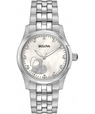 Bulova 96P182 Ladies diamanten horloge