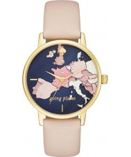 Kate Spade New York KSW1139 Dames metro horloge