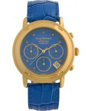 Krug-Baumen 150578DM Mens principe diamant horloge