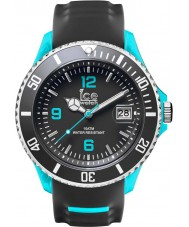 Ice-Watch 001334 Mens ice-sportief blauw siliconen band grote horloge