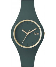 Ice-Watch 001062 Ice glam exclusieve bos groen siliconen band horloge
