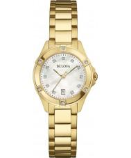 Bulova 97W100 Ladies diamanten horloge
