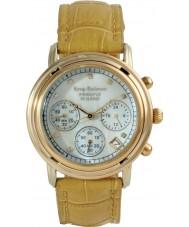 Krug-Baumen 150574DL Ladies principe diamant chronograaf