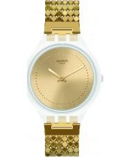 Swatch SVOW104GB Dames skinglance horloge