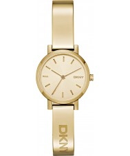 DKNY NY2307 Ladies soho vergulde horloge