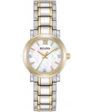 Bulova 98P165 Ladies diamanten horloge