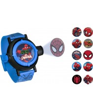 Disney SPD3442 Jongens spiderman horloge