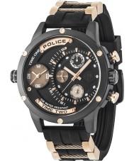 Police 14536JSB-02PA Mens adder horloge