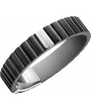 Calvin Klein KJ5SBB090100 Heren bord armband